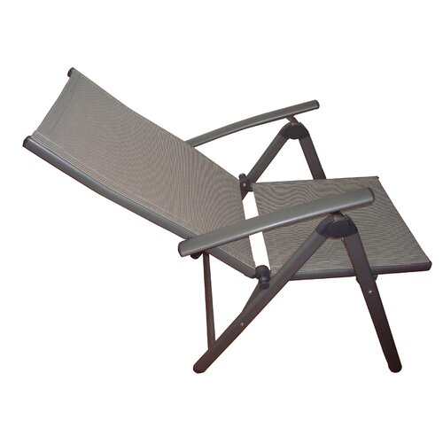 Wasatch Imports Reclining High Back Patio Chair