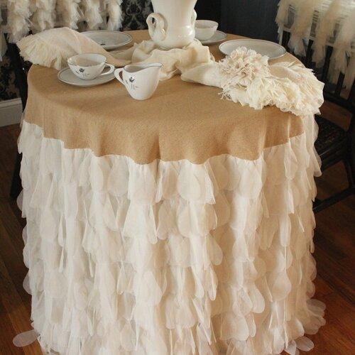 Chichi Petal Tablecloth