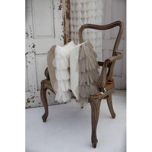 Couture Dreams Chichi Jute Nylon Decorative Pillow