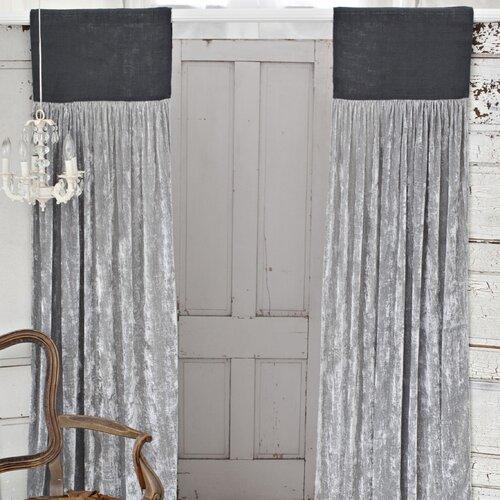 Velvet Curtains Amp Drapes Wayfair