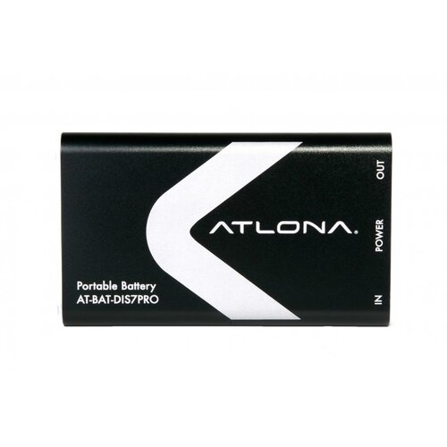 Atlona Professional 4 Hour Portable Battery