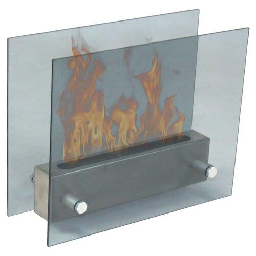 Patio Heaven Silhouette Bio Ethanol Fireplace