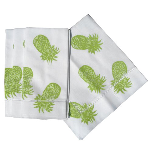 Lowcountry Linens Pineapple Dinner Napkin (Set of 4)