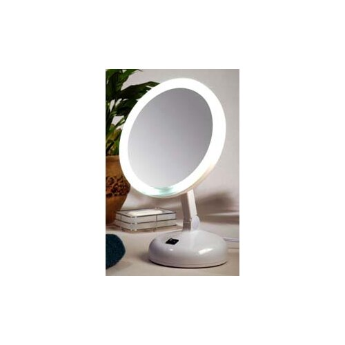 Floxite  10x Daylight Cosmetic Mirror