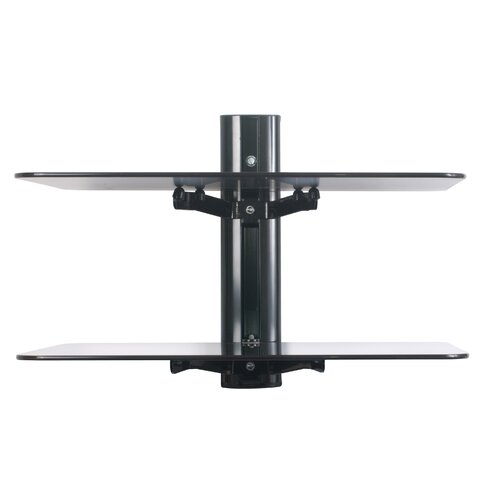 Swift Mounts Accessory Shelving Double Shelf