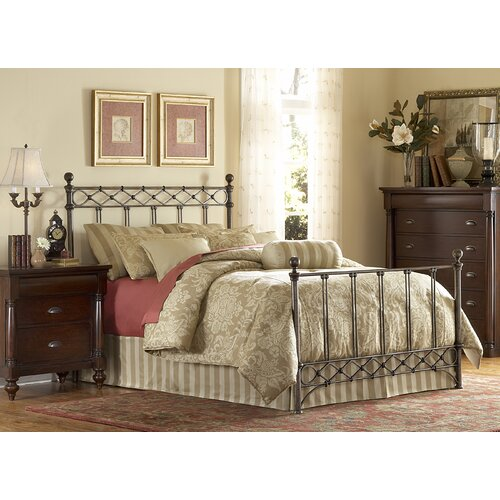 Fashion Bed Group Argyle Metal Bed