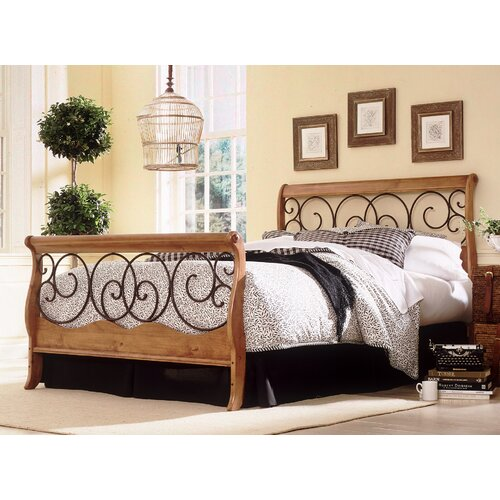 Fashion Bed Group Dunhill Sleigh Bed