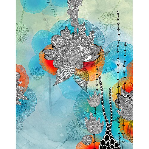Coral by Iveta Abolina on Canvas