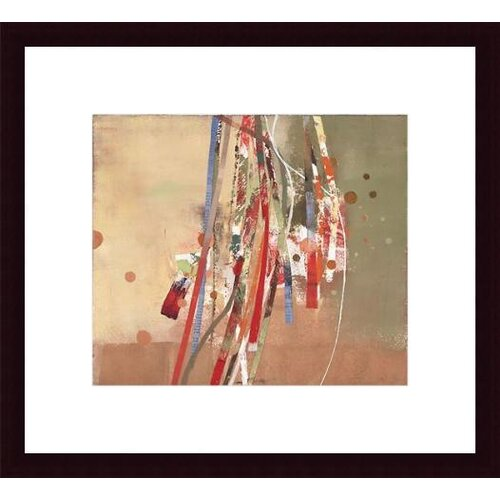 Barewalls Celebration II by Sara Jun Chang Framed Painting Print