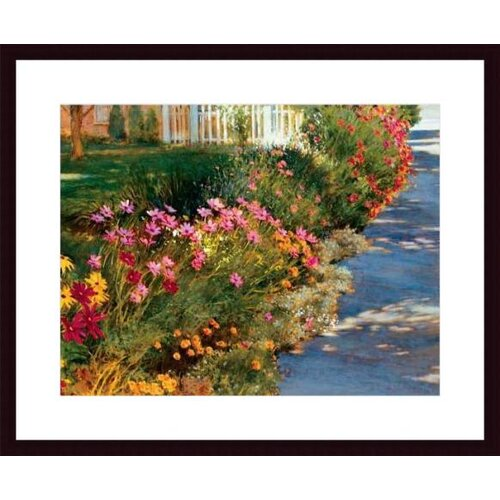 Barewalls Let The Sunshine In by Phyllis Horne Framed Painting Print