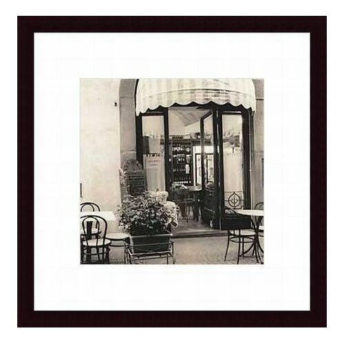 Barewalls Caffe, Umbria by Alan Blaustein Framed Photographic Print