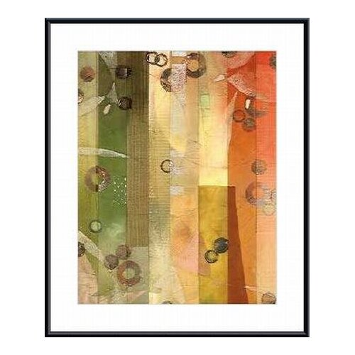 Of This World No. 10 by Aleah Koury Framed Graphic Art