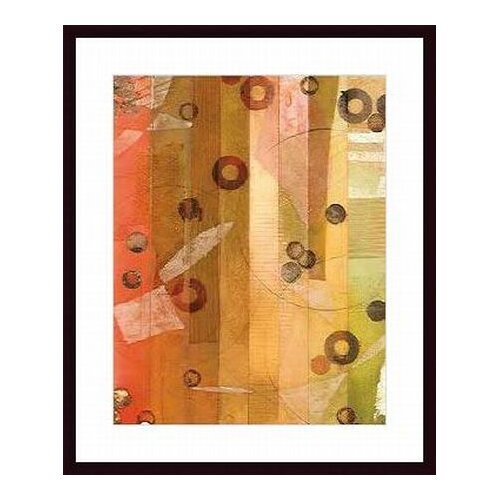 Barewalls Of This World No. 11 by Aleah Koury Framed Graphic Art