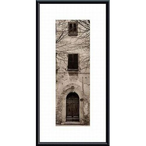 Printfinders 'La Porta Via, Volterra' by Alan Blaustein Framed Photographic Print