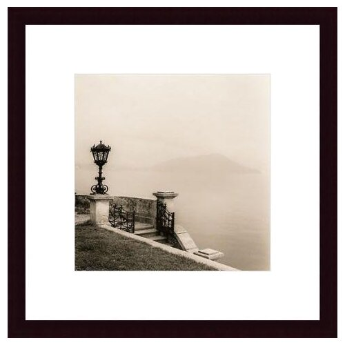 'Tremezzo, Lago di Como' by Alan Blaustein Framed Photographic Print