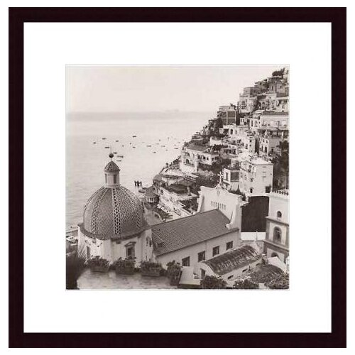 Positano Vista by Alan Blaustein Framed Photographic Print