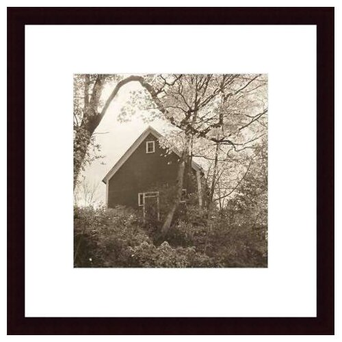 Barewalls Bough and Barn by Christine Triebert Framed Photographic Print