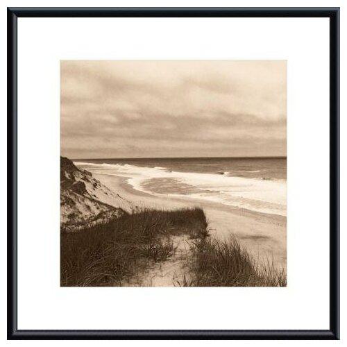 Barewalls Wellfleet Dune by Christine Triebert Framed Photographic Print