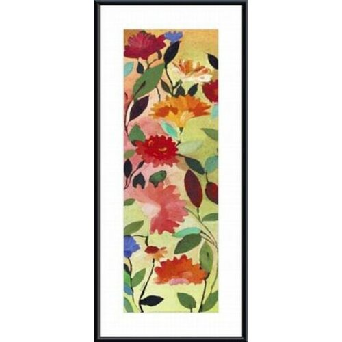 Barewalls Freesia by Kim Parker Framed Painting Print