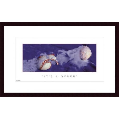 Barewalls It's a Goner by Don Marquess Framed Photographic Print
