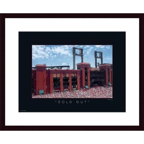 Barewalls Sold Out by Sondra Wampler Framed Photographic Print