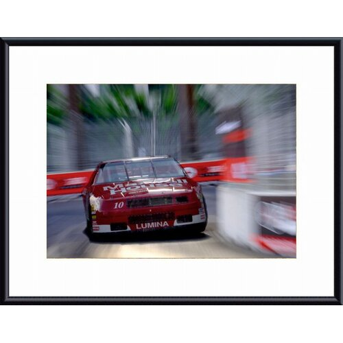 Barewalls Zoom by John K. Nakata Framed Photographic Print