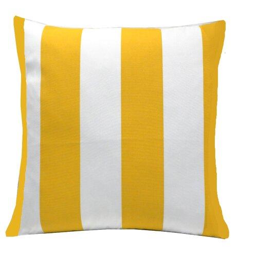 Elisabeth Michael Canopy Indoor / Outdoor Polyester Pillow