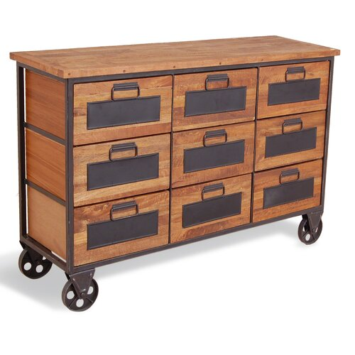 Oceans Apart Mones 9 Drawer Apothecary Chest Amp Reviews