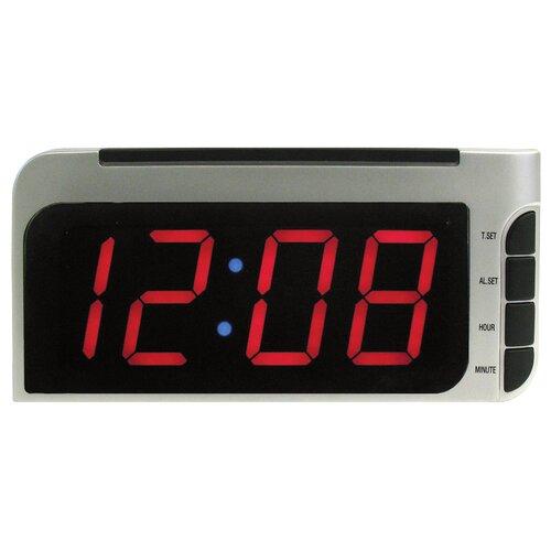 Elgin Time Ready Bedside Alarm Clock