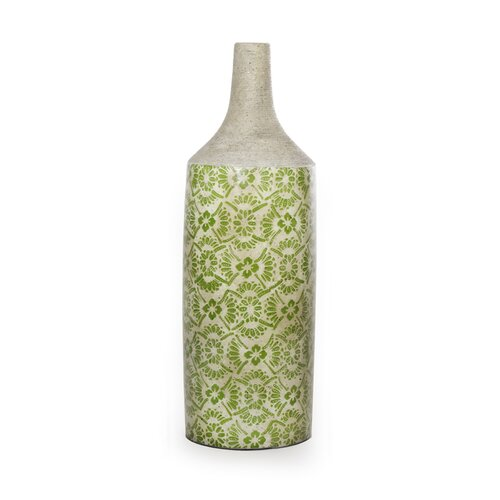 New Rustics Home Sedona Pottery Oriental Vase