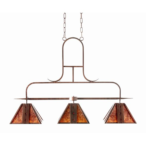 2nd Ave Design Biltmore 3 Billiard Light