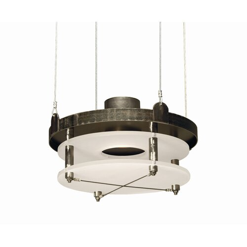 2nd Ave Design Atlantis Ave 1 Light Drum Pendant