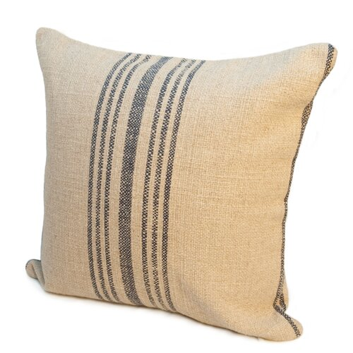 Rennie & Rose Design Group Island Hobie Stripe Pillow