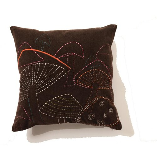 Tripper Cotton Velvet Pillow