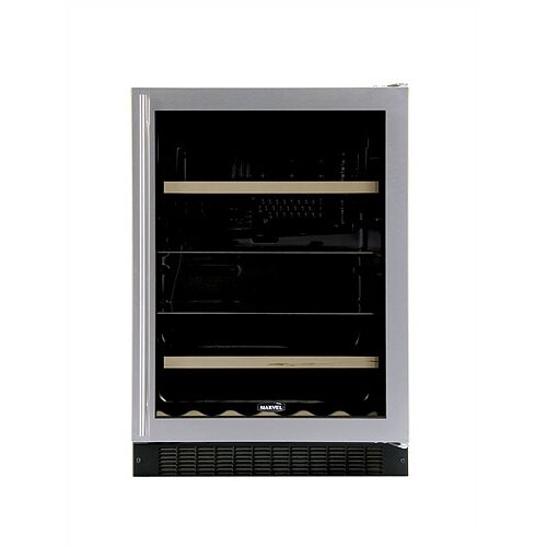 Luxury 14 Bottle Dual Zone Built-In Wine Refrigerator