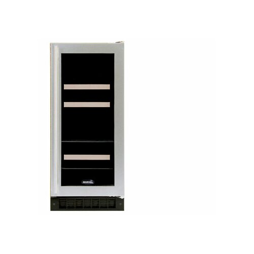 4 Bottle Dual Zone Wine Refrigerator