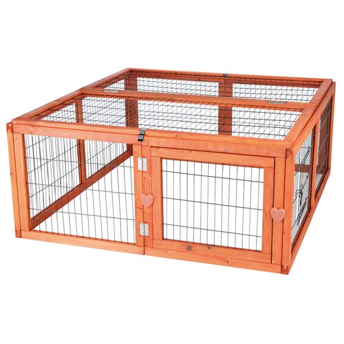 Trixie Pet Products Natura Medium Outdoor Run with Mesh Cover