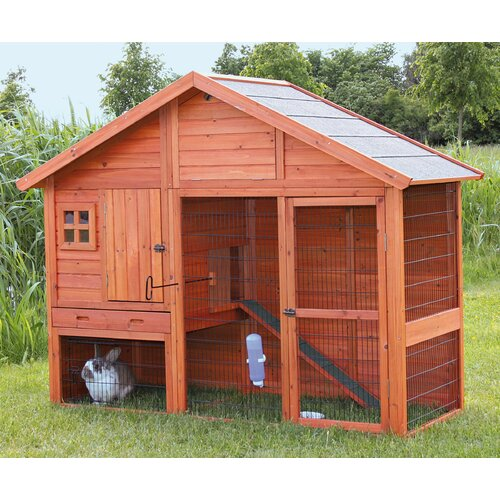 Trixie Pet Products Natura Small Animal Hutch