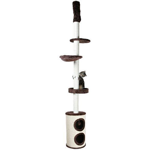 "Trixie Pet Products Linear 88"" Cat Tree"