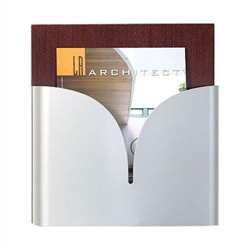 Peter Pepper One Tapered Pocket Magazine Rack