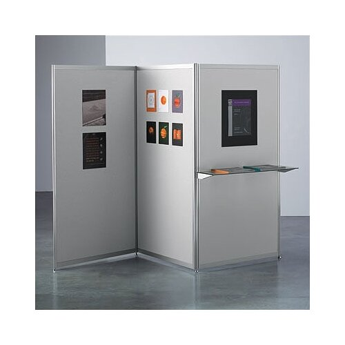 Peter Pepper Envision® Three Panel Hinged Display Panel