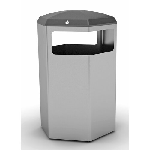 Peter Pepper HexBin Receptacle