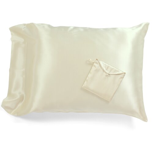 Yala Luxury Silk Single Charmeuse Pillowcase