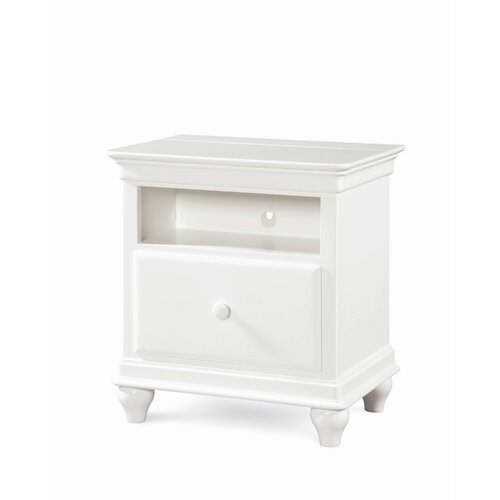 SmartStuff Furniture Classics 4.0 1 Drawer Nightstand