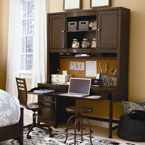 SmartStuff Furniture Free Style Credenza with Hutch