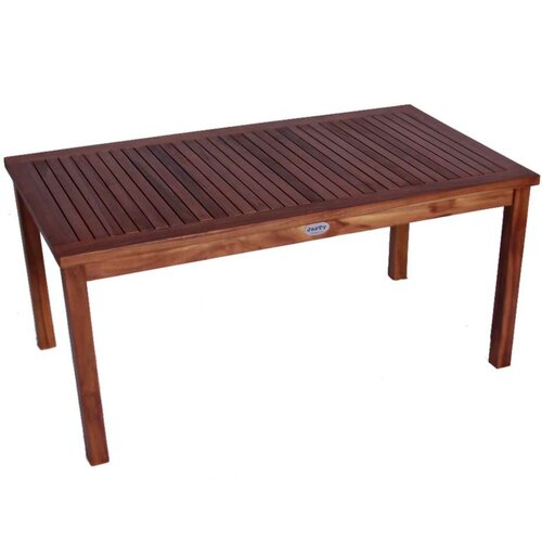 JazTy Classic Kids Teak Coffee Table