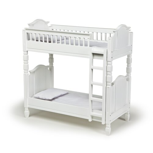 Laurent Doll Doll Bunk Bed