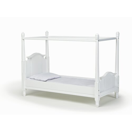 Laurent Doll Doll Canopy Bed