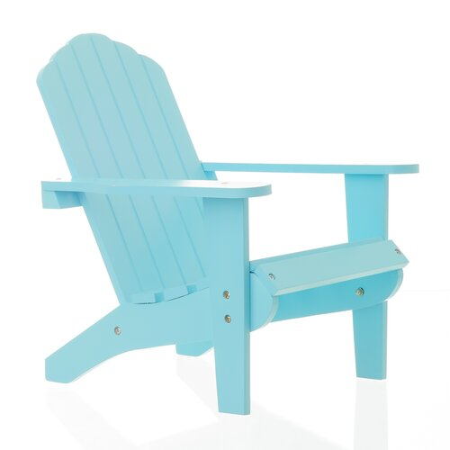 Doll Adirondack Chair