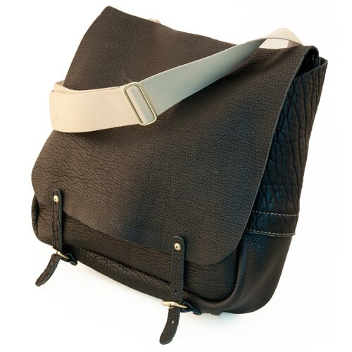 Mulholland Brothers American Bison Messenger Bag